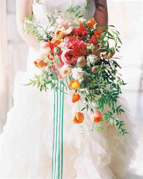 Summer Bouquet by Summer Wedding Bouquets That Embrace The Season Martha
