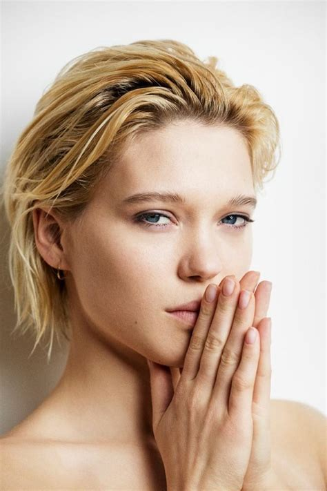 Makeup House Of Lea lea seydoux obsession magazine photoshoot 2013 l 233 a