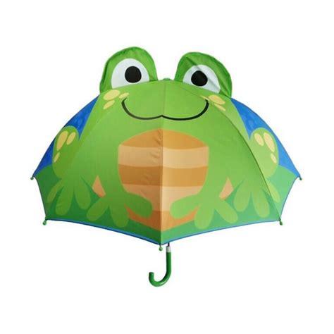Payung Payung 3d jual safari frog payung 3d anak hijau harga kualitas terjamin blibli