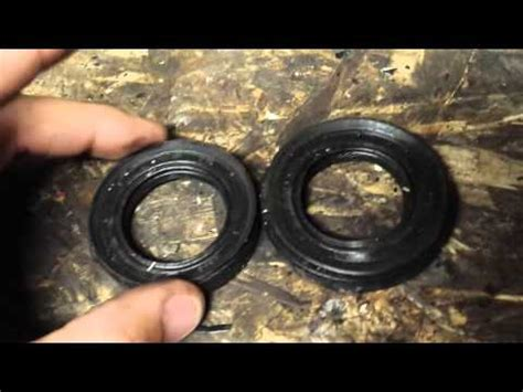 d series manual transmission cv axle seal question