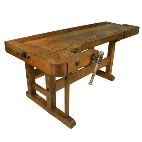 best woodworking bench antique woodworking workbench at 1stdibs