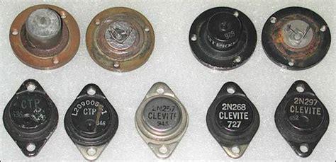 germanium power transistor transistor museum early germanium power transistor history by joe clevite transistor products