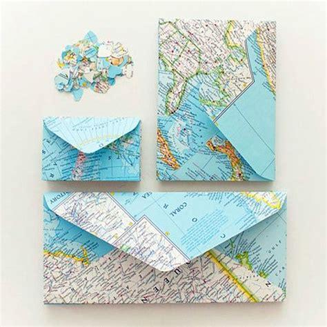 diy projection mapping diy map envelopes diy project idea