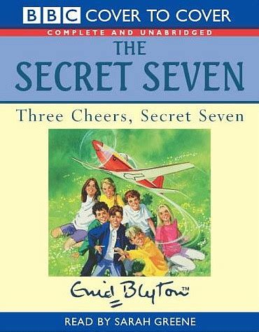 secret seven on the three cheers secret seven re issue by enid blyton
