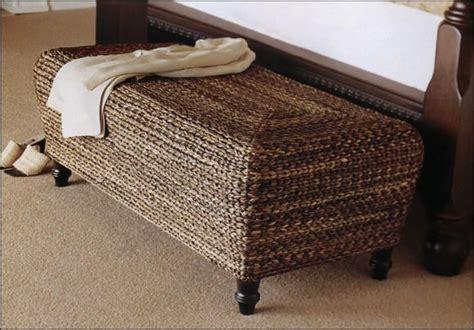 wicker bed bench 25 best ideas about wicker bedroom on wicker