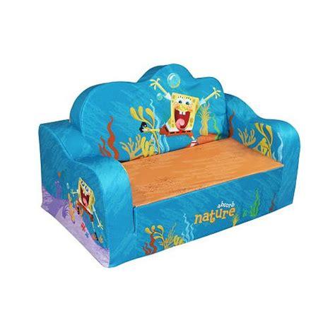 spongebob recliner nickelodeon flip sofa spongebob squarepants madeintheusa com