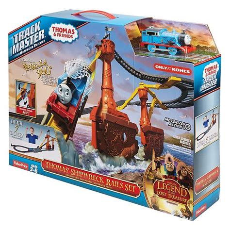And Friends Tracks 88pcs Sale fisher price friends trackmaster shipwreck rail set for 22 39 shipped reg 79 99