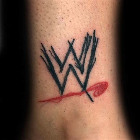 wwe tattoo 60 tattoos for design ideas