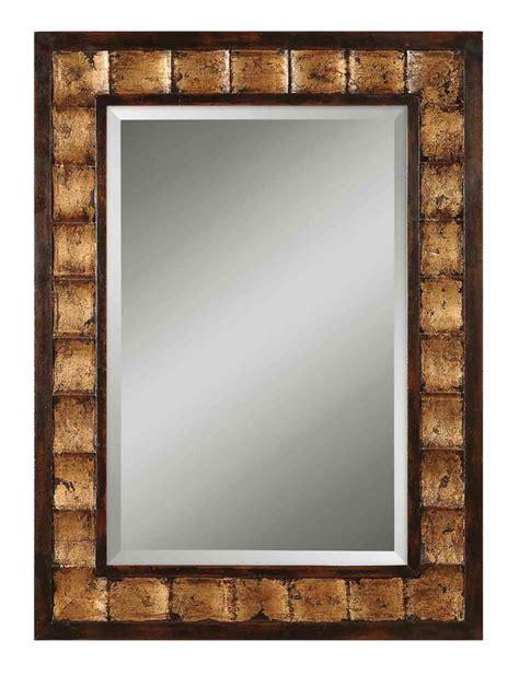 Distressed Farmhouse Floor Mirror For Sale - justus distressed mahogany rectangular mirror uvu13294b