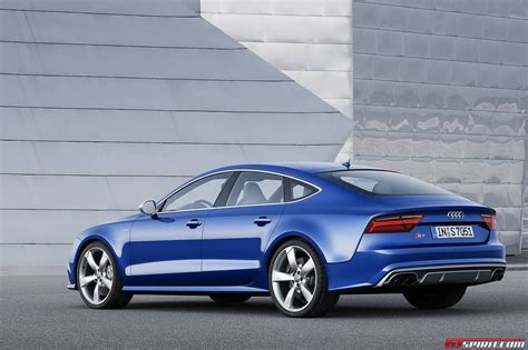 audi a7 official 2015 audi a7 sportback and s7 sportback gtspirit