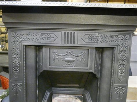 victorian cast iron fireplace 925mc old fireplaces