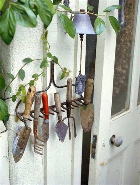 Garden Tool Organization Ideas Garden Tool Storage Diy