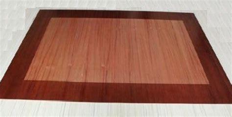 Tikar Lipat Kayu tikar lit rotan karpet kayu kalimantan