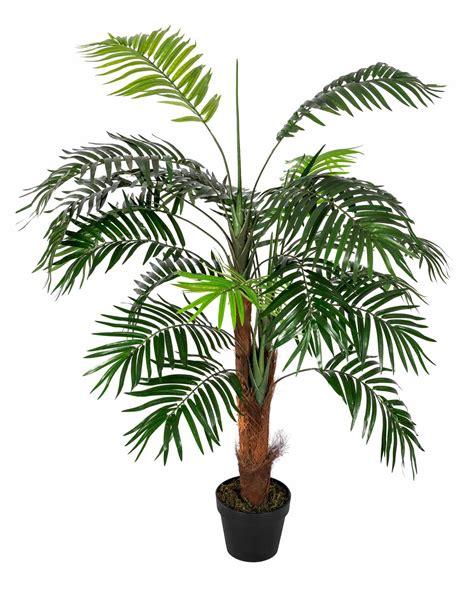 Mini Palmier Exterieur by Mini Palmier Artificiel Vert En Pot 120 Cm Homescapes