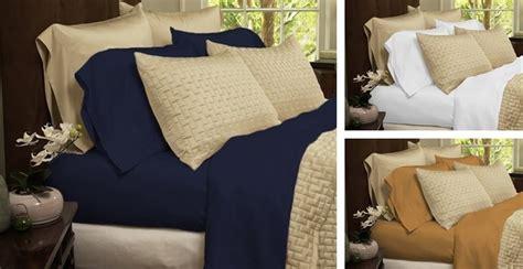 bamboo 1800 series 4pc bed sheet super soft aloe infused 6 piece set super soft 1800 series bamboo fiber bed