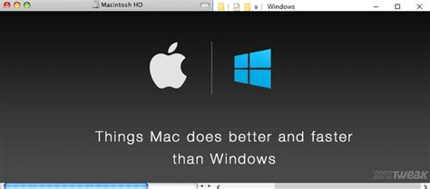 which is better mac or windows mac vs windows 10 reasons why mac is better and faster