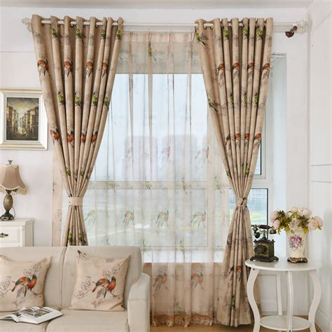 insulated drapes and curtains coffee bird insulated chic beautiful grommet curtains and