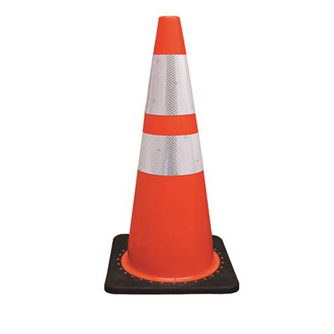 plasticade traffic cones bulk orange safety cones