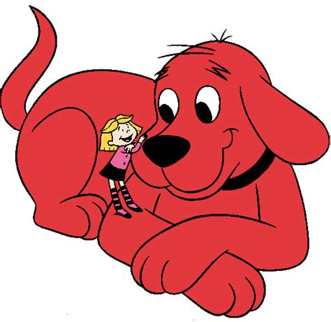 clifford puppy photos clipart big pencil and in color photos clipart big