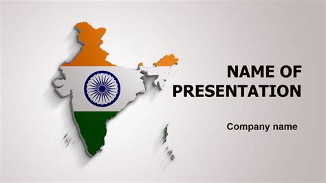 Download Free India Beauty Powerpoint Theme For Presentation India Powerpoint Template