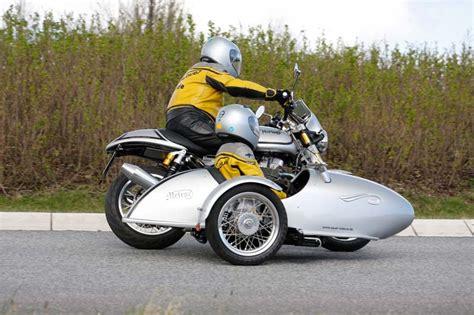 Motorrad Zum Gespann Umbauen by Norton Commando 961 Schwenker Umbau Mit Adler Seitenwagen