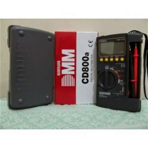 Jual Multimeter Atten jual avometer analog dan digital