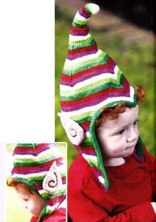 elf pattern pinterest knit elf ear pattern how to knit it pinterest elf