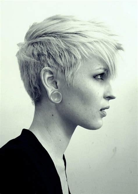 short and edgy haircuts for 2013 short edgy hairstyles for women