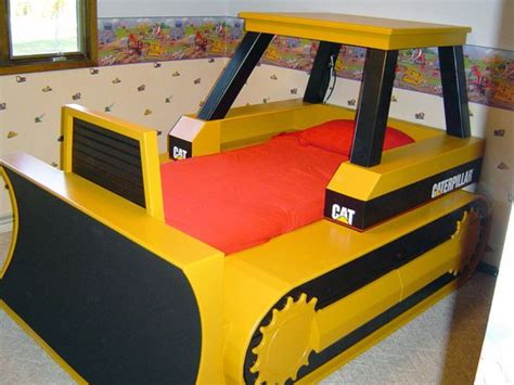 bulldozer bed toddler riding bulldozer mygreenatl bunk beds