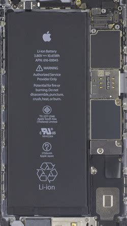 iphone 6s and 6s plus x wallpapers ifixit