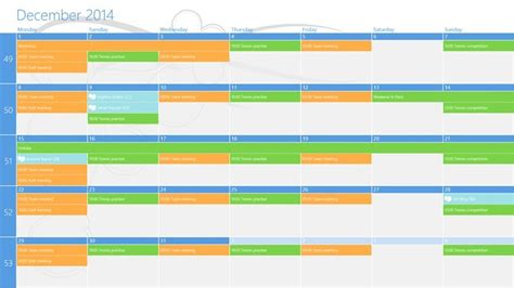 Calendar App Windows 8 Onecalendar Launches For Windows 8 One Of The Best