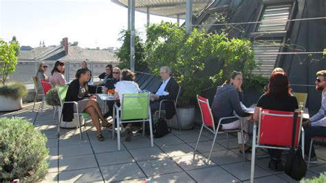 Learning Patio by Sommerliche Gro 223 Gruppenmoderation Mit Ausblick