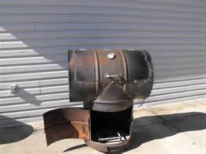 home made smoker canadian smokin barrel smoker