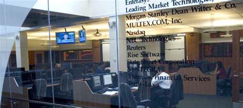 bentley trading room bentley studentsreview