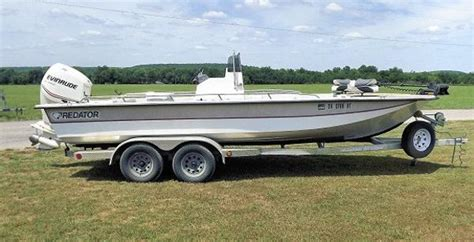 predator boats oklahoma used bay boats for sale in oklahoma united states boats