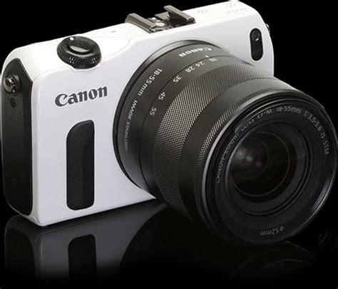 Kamera Canon Eos M 310 canon eos m kamera mirrorless pertama canon belajar