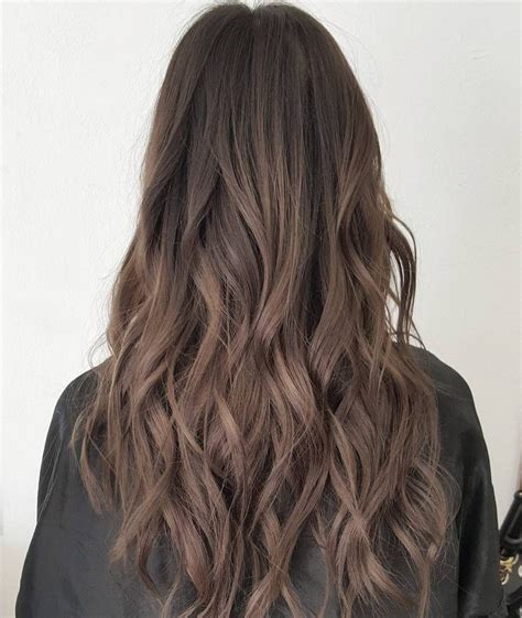 long hair that comes to a point 40 hair color ideas that are perfectly on point ash