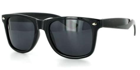 dark polarized sunglasses dark polarized black