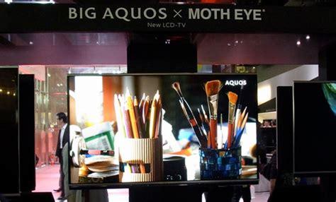 Tv Sharp Cocoro Eye sharp ontwikkelt moth eye filter voor minder reflecties op lcd tv s homecinema magazine
