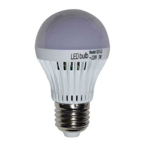Meval Led Bulb 5w led lightbulb 5w homepoint shop in south africa