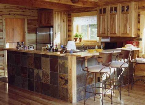 cocina rustica de madera  piedra muebles de cocina