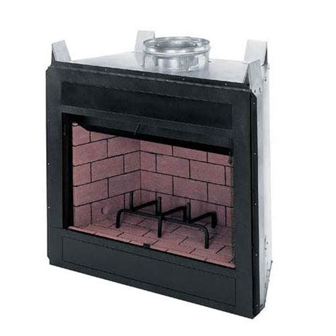 fmi craftsman 42 inch circulating woodburning fireplace