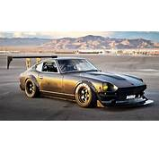 Hot Rods And Art Cars With Finnegan Plus The 240Z