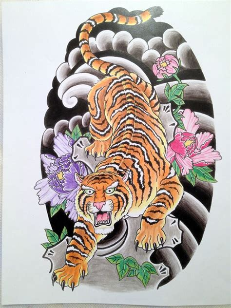 japanese tiger tattoo meaning 25 best ideas about japanese tiger on