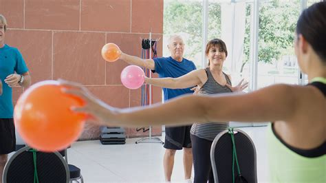 silver sneakers class senior exercise programs classes silversneakers fitness