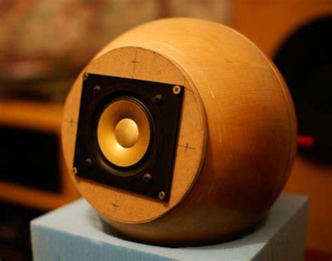 salad bowl speakers serve  scrumptious sound ikea hack