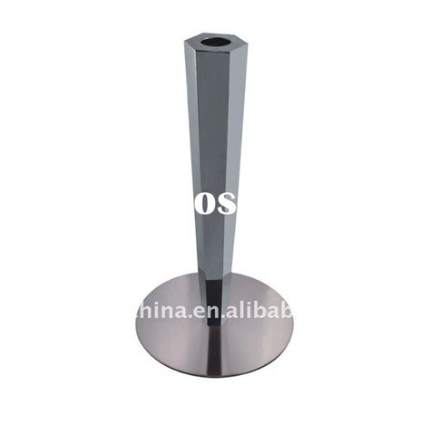Plat Stainless As Stainless Hexagonal stainless steel table base stainless steel table base