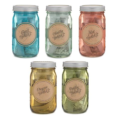 savings on self watering indoor herb garden planter self watering mason jar indoor herb garden the green head
