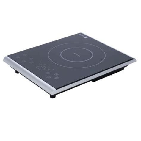 Small Portable Induction Cooktop fagor 1800 watt portable induction cooktop cul approved small electrics 670041470 the home depot
