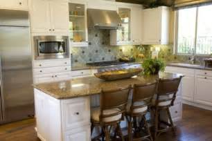 Kitchen Designs With Island by 187 Small Kitchen Island Designs With Seating Design Decor
